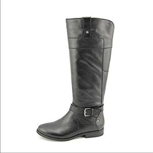 Marc Fisher Arty Tall Leather Riding Boots Sz 7.5